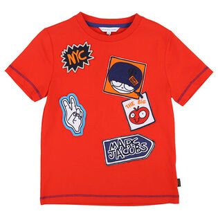 T-shirt Big Apple pour garçons [3-8]
