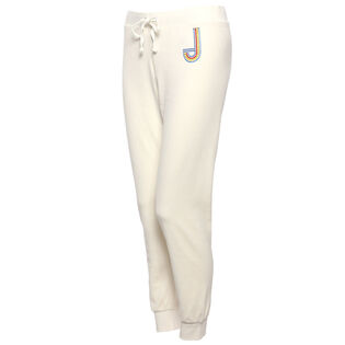 Women's Multicolour Velour Zuma Sweatpant