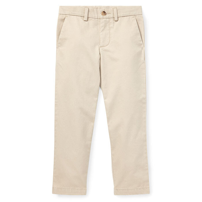 Boys' [5-7] Cotton Twill Skinny Pant