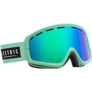 Egb2 (C Foam/Bronze/Green Chrome) Snow Goggle