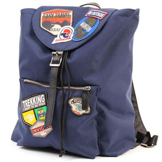 Alpino Heritage Patch Backpack