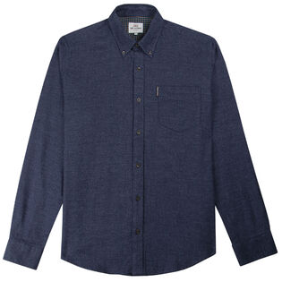 Men's Twisted Brushed Shirt