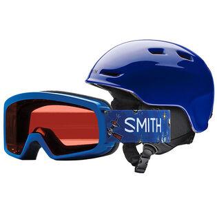 Juniors' Zoom Rascal Goggle Helmet Combo [2018]