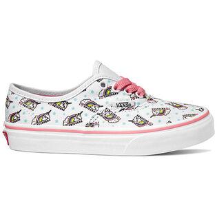 Juniors' [12-4] Unicorn Authentic Shoe