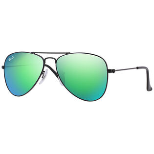 Juniors' Aviator Sunglasses
