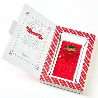 Christmas Elf Magical Door