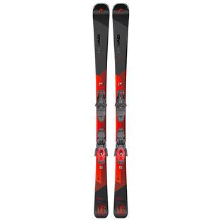 Skis V-Shape V6 + Fixations PR 11 GW [2021]