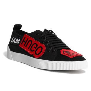 Men's Zero Velcro Patch Sneaker
