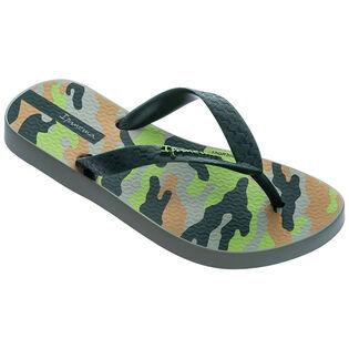 Juniors' [11-7] Classic Flip Flop Sandal