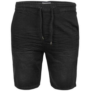 Men's Rod Denim-Look Sweat Short