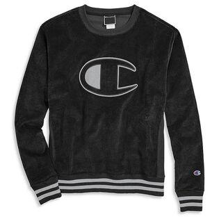 Men's Corduroy Crew Sweatshirt
