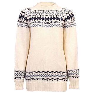 Women's Knit Crew Sweater