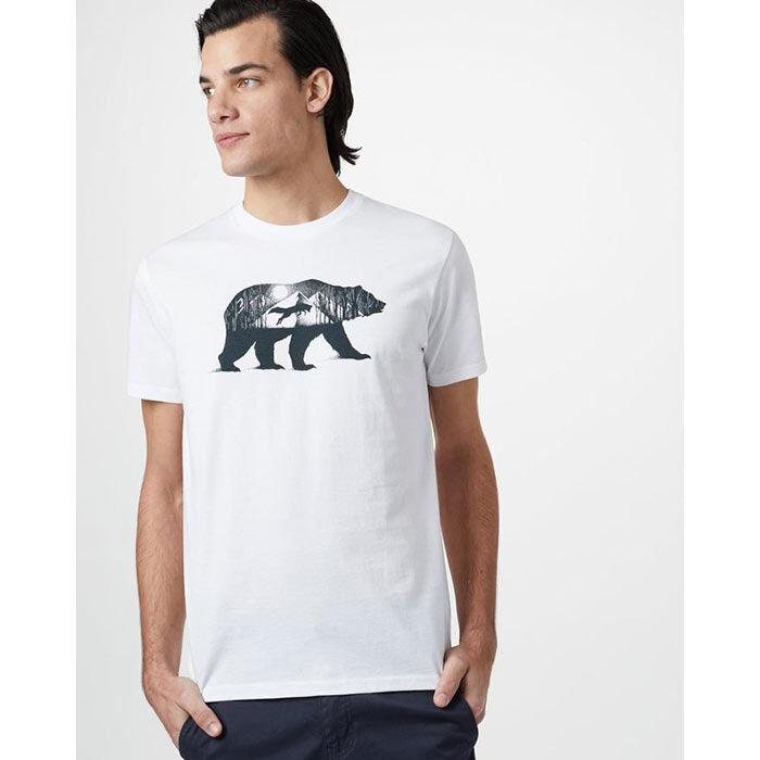 T-shirt Den Classic pour hommes