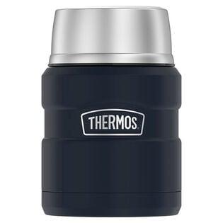 King™ Stainless Steel Food Jar (470 Ml)