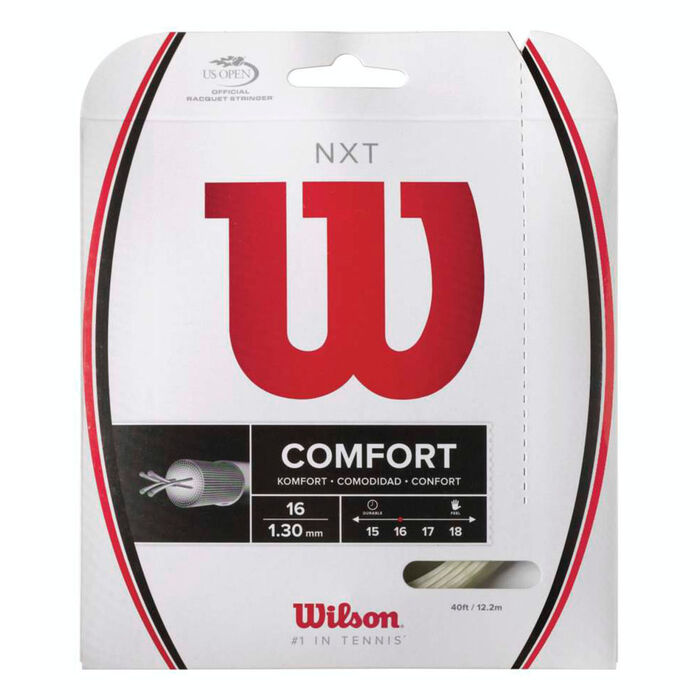 NXT 17G Comfort Tennis String