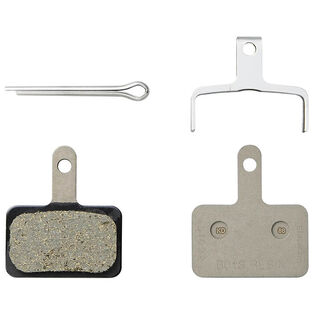 B01S B-Type Resin Disc Brake Pad