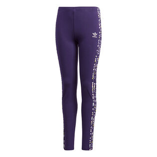 Junior Girls' [8-16] Solid Legging