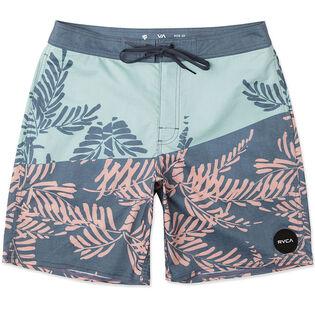 Men's Palm Split Swim Trunk