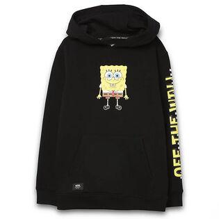 Junior Boys' [8-16] SpongeBob Happy Face Pullover Hoodie