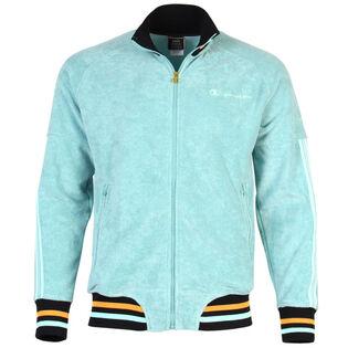 Men's Terry Warm Up Jacket