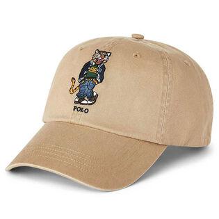 Men's Tiger Chino Ball Cap