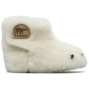 Pantoufles en forme de pattes d'ours pour bébés [1-7]
