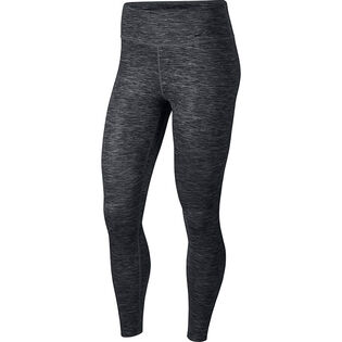 Women's One Luxe Heathered Mid Rise Legging