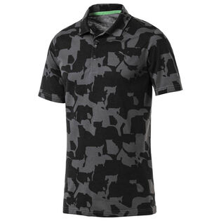 Junior Boys' [8-16] Union Camo Polo