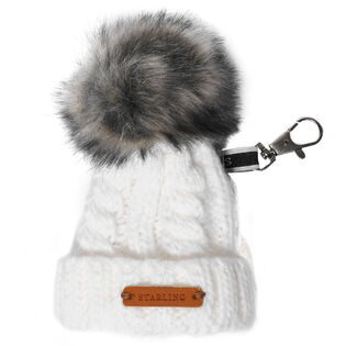 Miki Hat Keychain