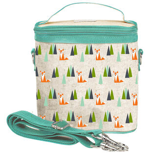 Olive Fox Small Cooler Bag
