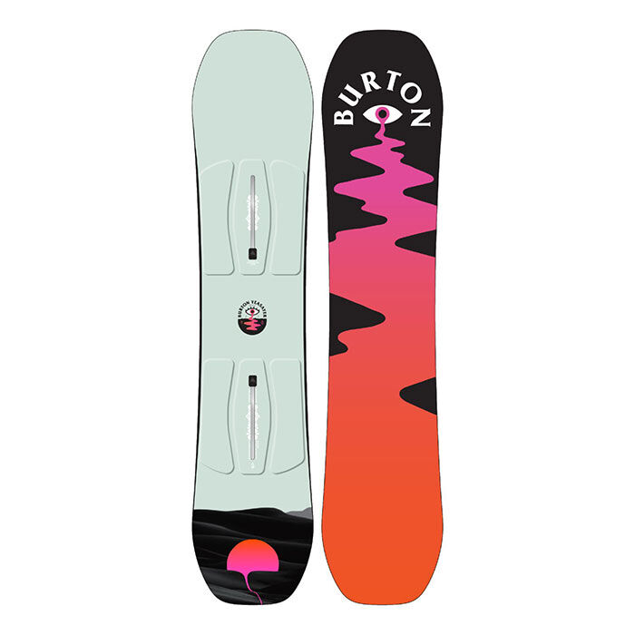 Juniors' Yeasayer Smalls Flat Top Snowboard [2021]