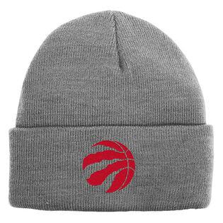 Tuque Toronto Raptors en tricot chiné pour enfants [4-7]