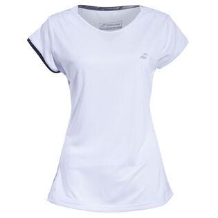 Women's Perf Cap Sleeve Top