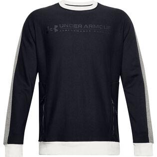 Men's Rival Fleece AMP Crew Sweatshirt