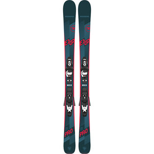 Juniors' Experience Pro Ski + Kid 4 GW Binding [2021]