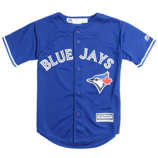 Juniors' [7-16] Toronto Blue Jays Alternate Replica Jersey