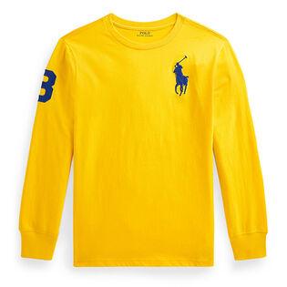 Junior Boys' [8-20] Big Pony Cotton Jersey T-Shirt