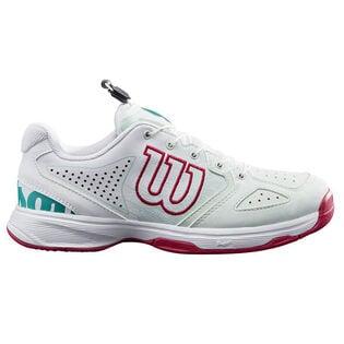 Juniors' [3.5-6] Kaos QL Tennis Shoe