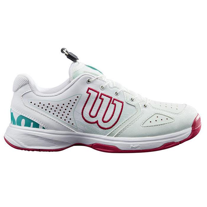 Chaussures de tennis Kaos QL pour juniors [3,5-6]