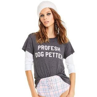 Women's Profesh Dog Petter No9 T-Shirt
