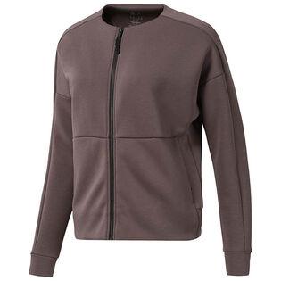 Women's Training Supply Full-Zip Coverup Jacket