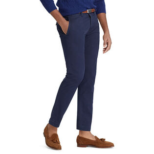 Men's Stretch Slim Fit Cotton Chino Pant