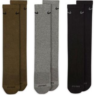 Men's Everyday Plus Cushioned Crew Sock (3 Pack)