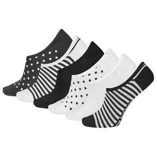 Women's Ultra-Low No Show Sock (6 Pack)