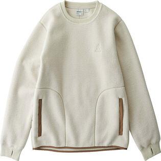 Men's Boa Fleece Pullover Top