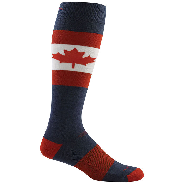 Men's O Canada Over-The-Cushion Sock