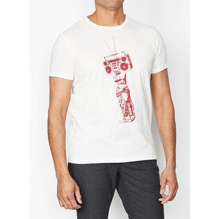 Men's Boom Box T-Shirt