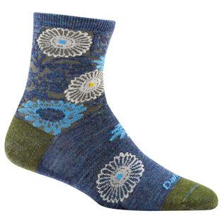 Women's Floral Shorty Light Sock