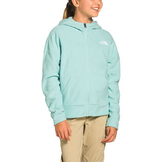 Junior Girls' [7-20] Glacier Full-Zip Hoodie