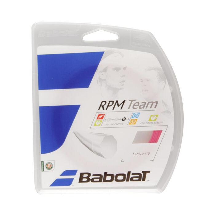 CORDAGE POUR RAQUETTE DE TENNIS RPM TEAM